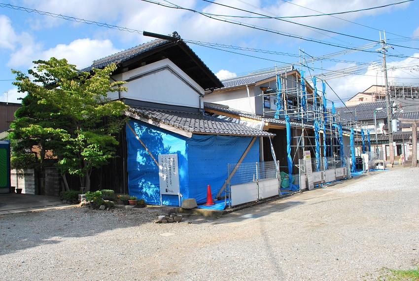 台風が通り過ぎ 8月上旬(4)