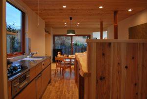 【改築】今の暮らしにフィットした設計          ~古かったわが家が、便利で快適になりました!~