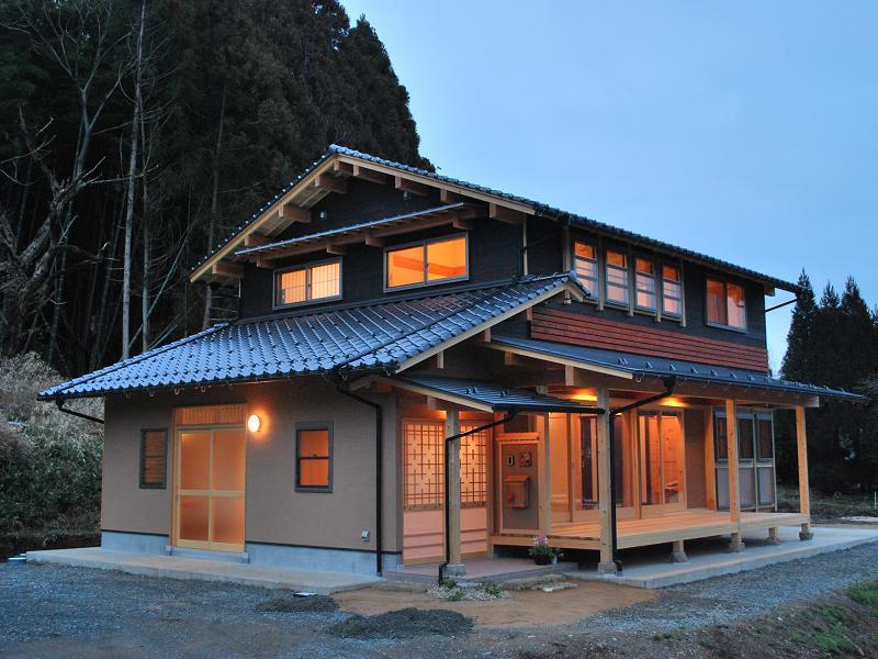 京丹波の家