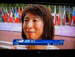 オリンピックがおもしろい♪